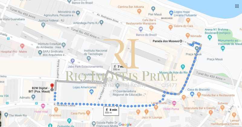 DISTANCIA VLT - Sala Comercial 27m² para venda e aluguel Rua Sacadura Cabral,Saúde, Rio de Janeiro - R$ 97.999 - RPSL00019 - 14