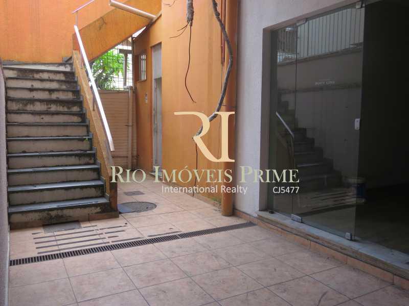 ACESSO PAVIMENTO3 - Prédio 414m² para venda e aluguel Rua Caruso,Tijuca, Rio de Janeiro - R$ 930.000 - RPPR00003 - 4