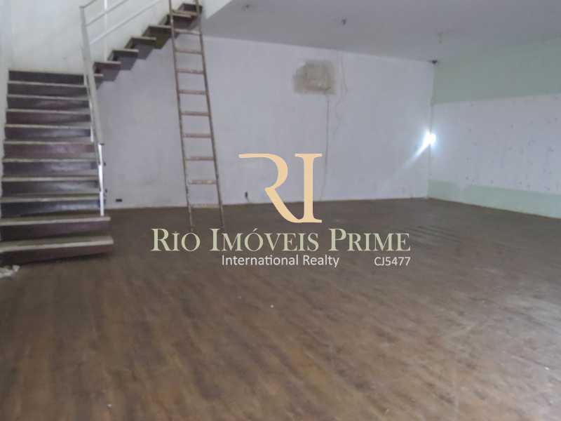 SALÃO PAV1 - Prédio 414m² para venda e aluguel Rua Caruso,Tijuca, Rio de Janeiro - R$ 930.000 - RPPR00003 - 5