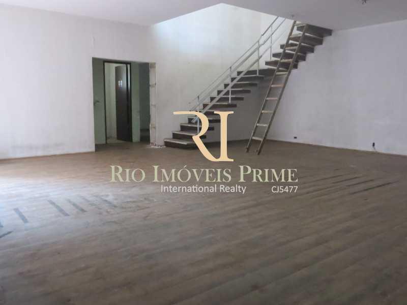 SALÃO PAV1 - Prédio 414m² para venda e aluguel Rua Caruso,Tijuca, Rio de Janeiro - R$ 930.000 - RPPR00003 - 1