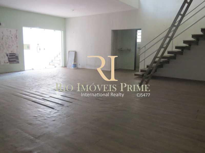 SALÃO PAV1 - Prédio 414m² para venda e aluguel Rua Caruso,Tijuca, Rio de Janeiro - R$ 930.000 - RPPR00003 - 6