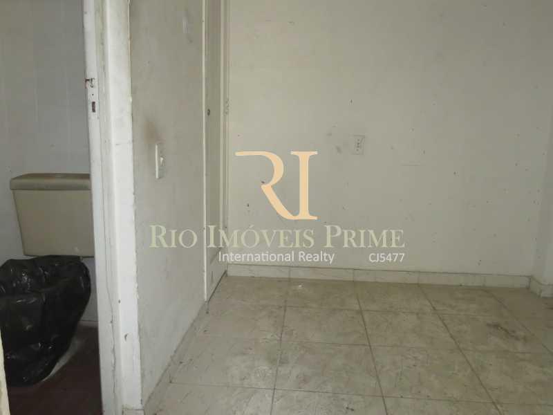 DEPENDÊNCIA COMPLETA - Prédio 414m² para venda e aluguel Rua Caruso,Tijuca, Rio de Janeiro - R$ 930.000 - RPPR00003 - 10