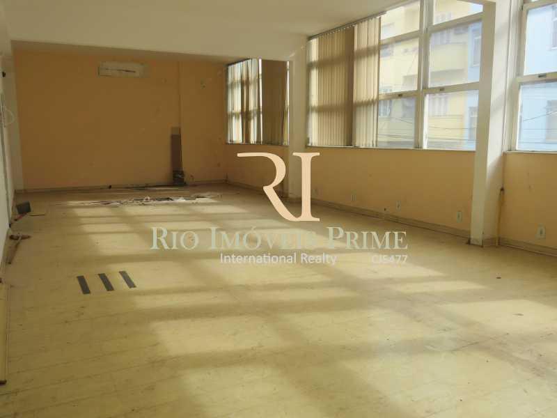 SALÃO PAV2 - Prédio 414m² para venda e aluguel Rua Caruso,Tijuca, Rio de Janeiro - R$ 930.000 - RPPR00003 - 12