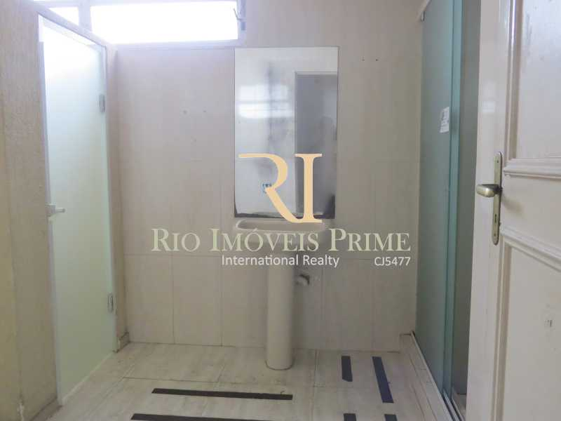 WC FEMININO PAV2 - Prédio 414m² para venda e aluguel Rua Caruso,Tijuca, Rio de Janeiro - R$ 930.000 - RPPR00003 - 14