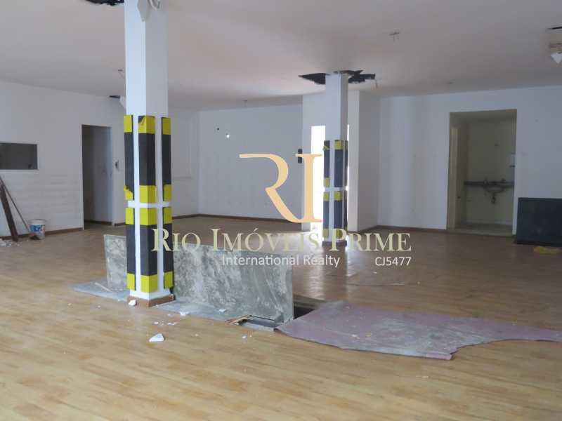 SALÃO PAV3 - Prédio 414m² para venda e aluguel Rua Caruso,Tijuca, Rio de Janeiro - R$ 930.000 - RPPR00003 - 18