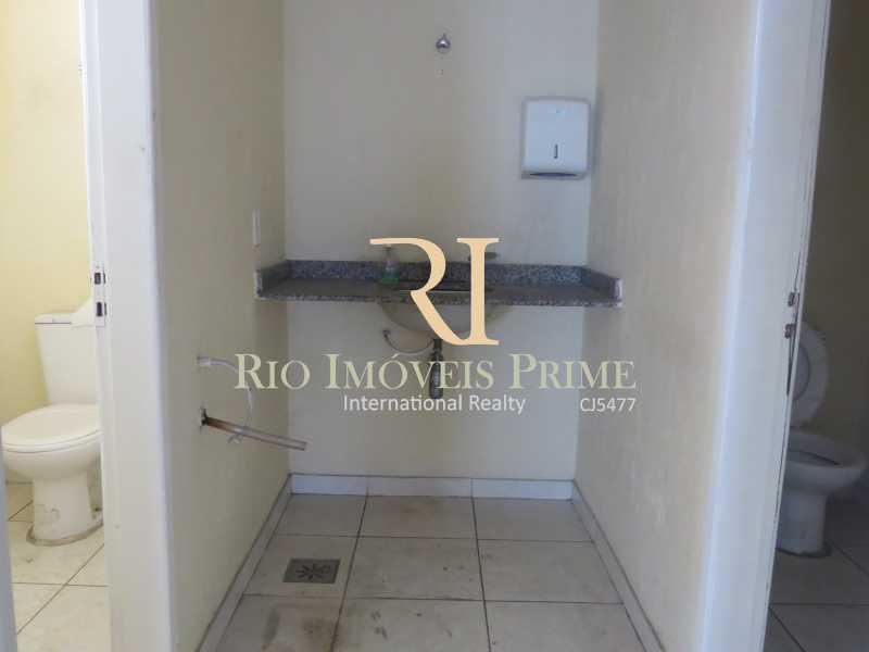 WC MAS E FEM PAV3 - Prédio 414m² para venda e aluguel Rua Caruso,Tijuca, Rio de Janeiro - R$ 930.000 - RPPR00003 - 19