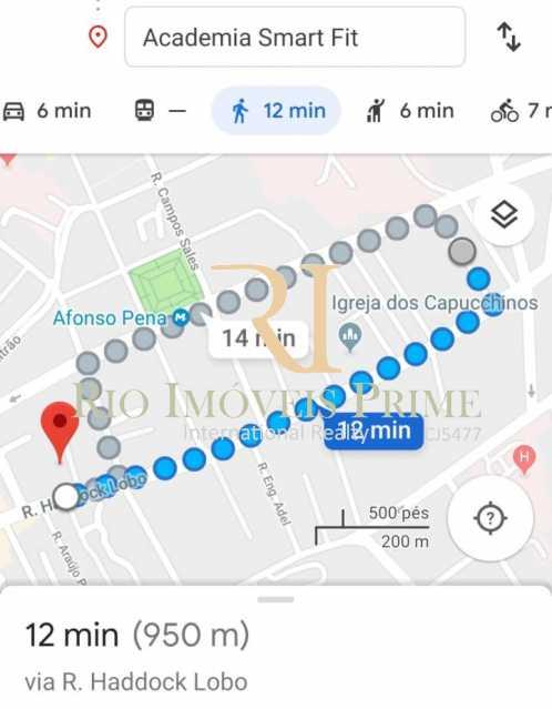 DISTANCIA ACADEMIA - Prédio 414m² para venda e aluguel Rua Caruso,Tijuca, Rio de Janeiro - R$ 930.000 - RPPR00003 - 22