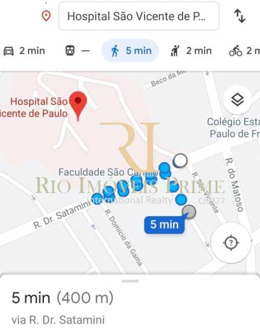 DIST HOSP SÃO VICENTE - Prédio 414m² para venda e aluguel Rua Caruso,Tijuca, Rio de Janeiro - R$ 930.000 - RPPR00003 - 23