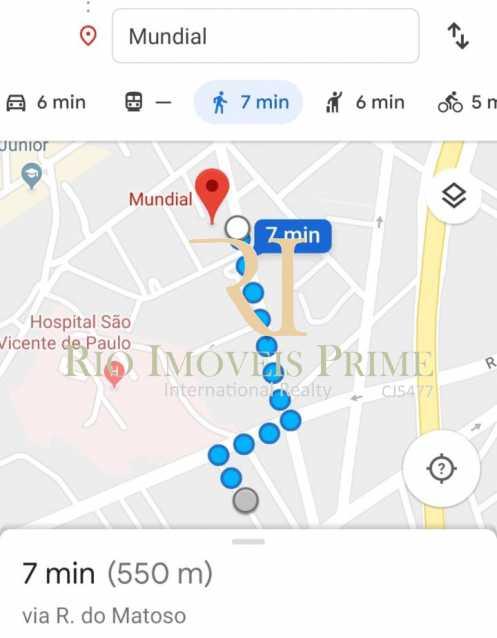 DIST MERCADO MUNDIAL - Prédio 414m² para venda e aluguel Rua Caruso,Tijuca, Rio de Janeiro - R$ 930.000 - RPPR00003 - 24