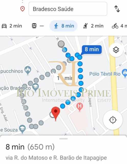 DIST BRADESCO SAÚDE - Prédio 414m² para venda e aluguel Rua Caruso,Tijuca, Rio de Janeiro - R$ 930.000 - RPPR00003 - 25