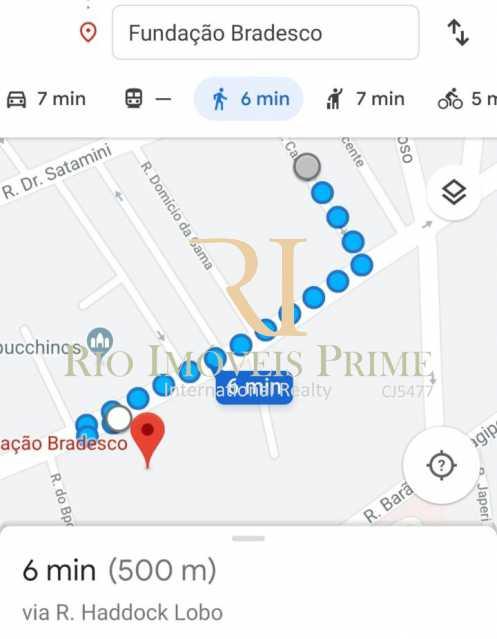 DIST FUND BRADESCO - Prédio 414m² para venda e aluguel Rua Caruso,Tijuca, Rio de Janeiro - R$ 930.000 - RPPR00003 - 27