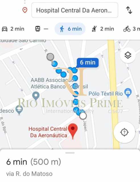 HOSP CENTRAL AERONALTICA - Prédio 414m² para venda e aluguel Rua Caruso,Tijuca, Rio de Janeiro - R$ 930.000 - RPPR00003 - 28