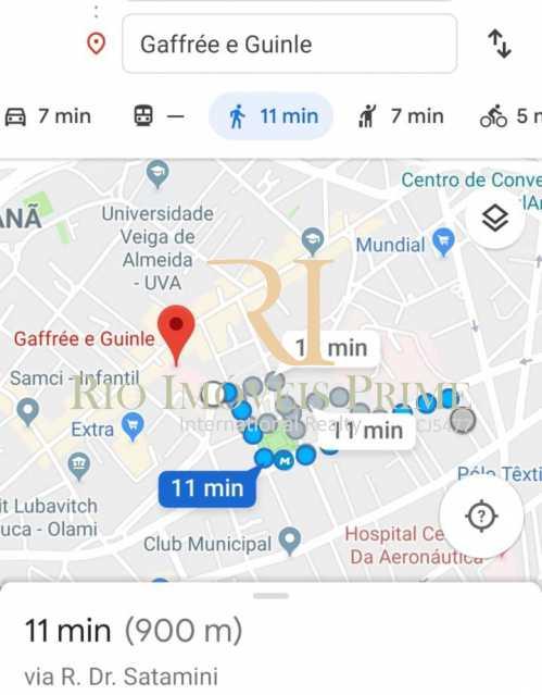 DIST HOSP GAFFRÉ E GU - Prédio 414m² para venda e aluguel Rua Caruso,Tijuca, Rio de Janeiro - R$ 930.000 - RPPR00003 - 29