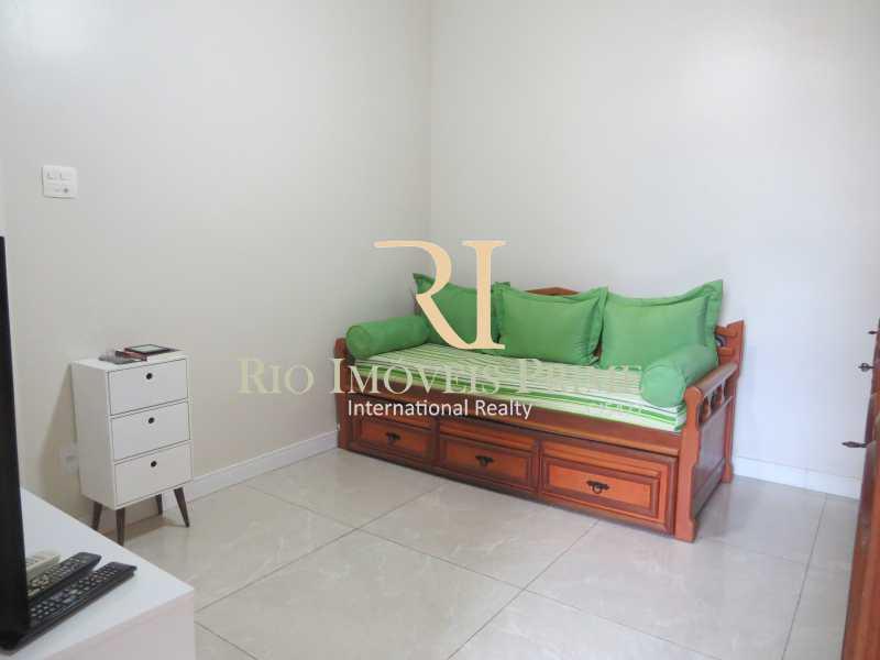 QUARTO2 - Apartamento à venda Rua Barão de Mesquita,Tijuca, Rio de Janeiro - R$ 499.900 - RPAP20147 - 10