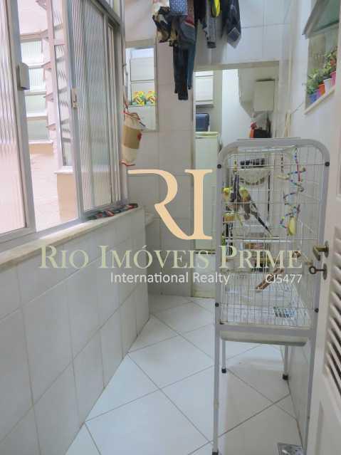 ÁREA SERVIÇO - Apartamento à venda Rua Barão de Mesquita,Tijuca, Rio de Janeiro - R$ 499.900 - RPAP20147 - 15