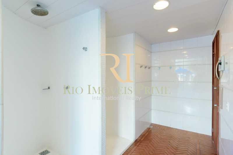SAUNA - Flat 1 quarto para alugar Barra da Tijuca, Rio de Janeiro - R$ 2.300 - RPFL10088 - 16