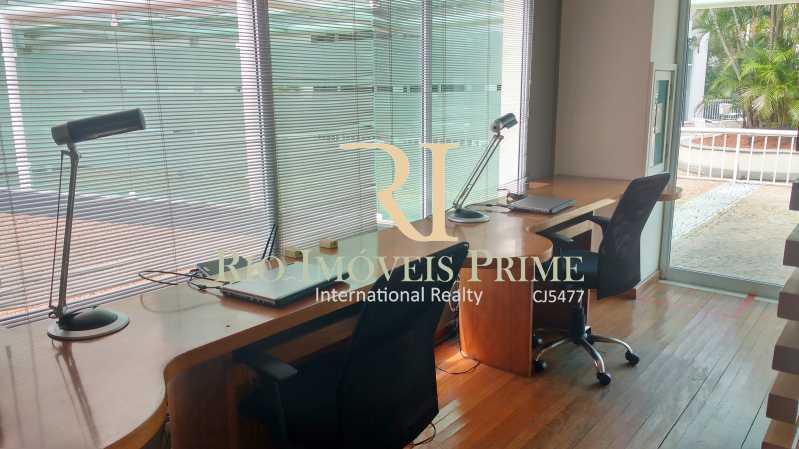 HOME OFFICE - Flat 1 quarto para alugar Barra da Tijuca, Rio de Janeiro - R$ 2.300 - RPFL10088 - 17
