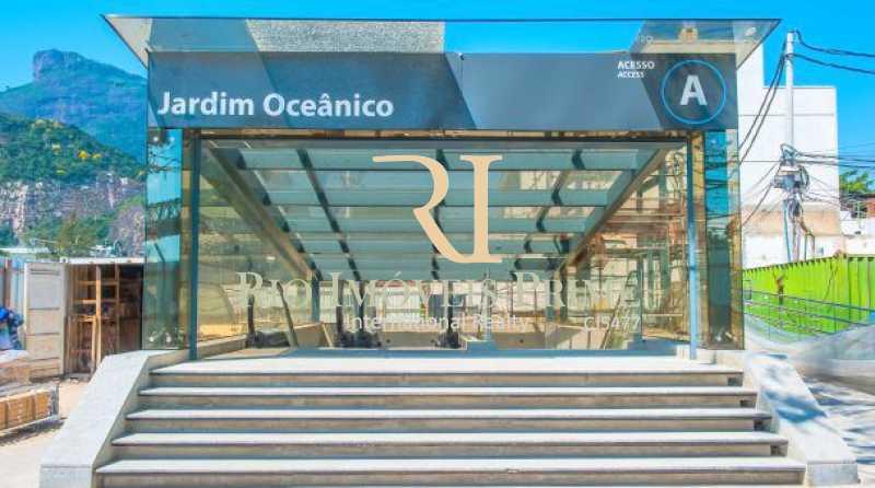 METRÔ - Flat 1 quarto para alugar Barra da Tijuca, Rio de Janeiro - R$ 2.300 - RPFL10088 - 22