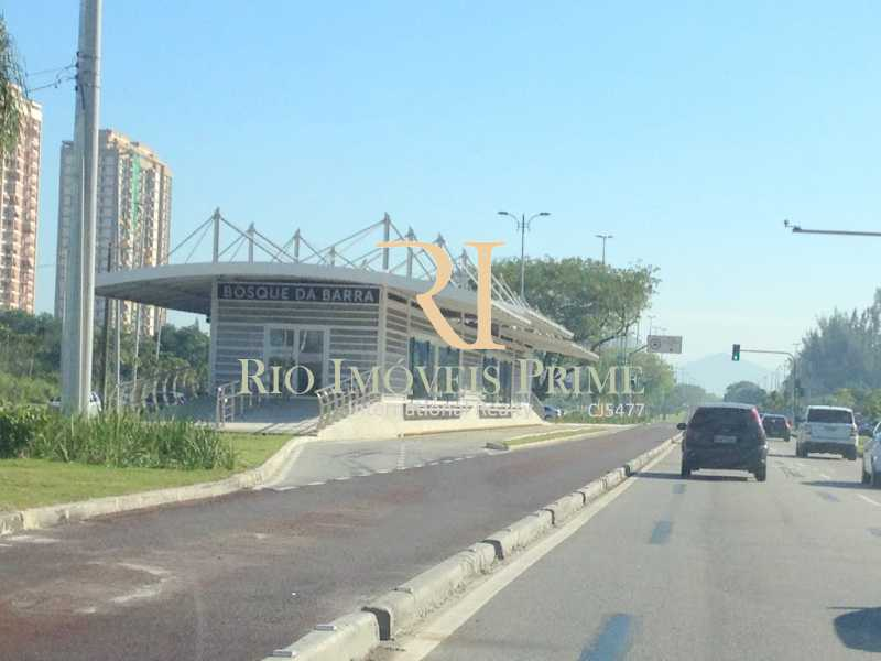 BRT BOSQUE DA BARRA - Flat 1 quarto para alugar Barra da Tijuca, Rio de Janeiro - R$ 2.300 - RPFL10088 - 19
