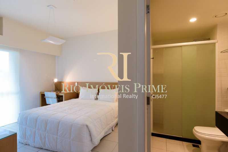 SUITE - Flat 1 quarto para alugar Barra da Tijuca, Rio de Janeiro - R$ 2.300 - RPFL10088 - 3