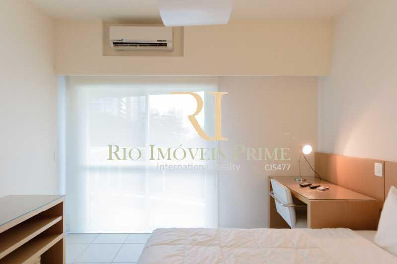 SUITE - Flat 1 quarto para alugar Barra da Tijuca, Rio de Janeiro - R$ 2.300 - RPFL10088 - 5