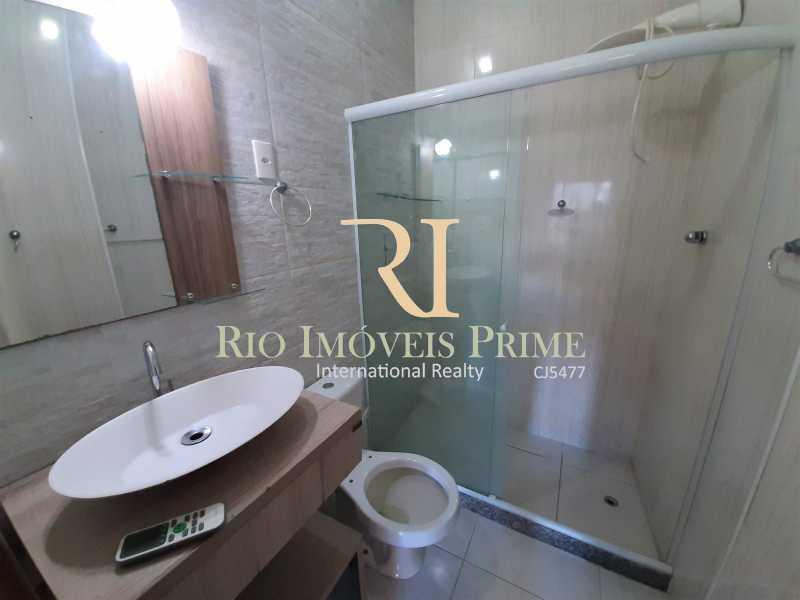 BANHEIRO SUÍTE - Apartamento 2 quartos à venda Tijuca, Rio de Janeiro - R$ 490.000 - RPAP20150 - 7