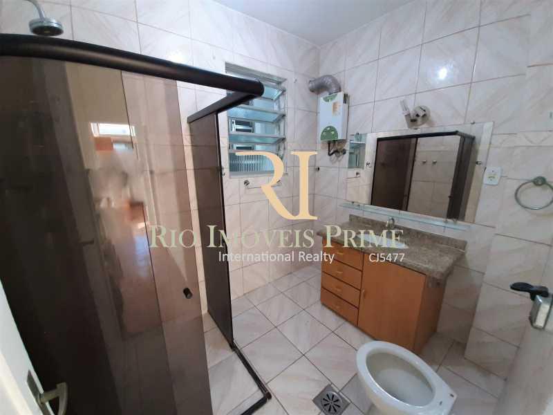 BANHEIRO SOCIAL - Apartamento 2 quartos à venda Tijuca, Rio de Janeiro - R$ 490.000 - RPAP20150 - 10