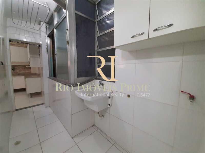 ÁREA DE SERVIÇO - Apartamento 2 quartos à venda Tijuca, Rio de Janeiro - R$ 490.000 - RPAP20150 - 14