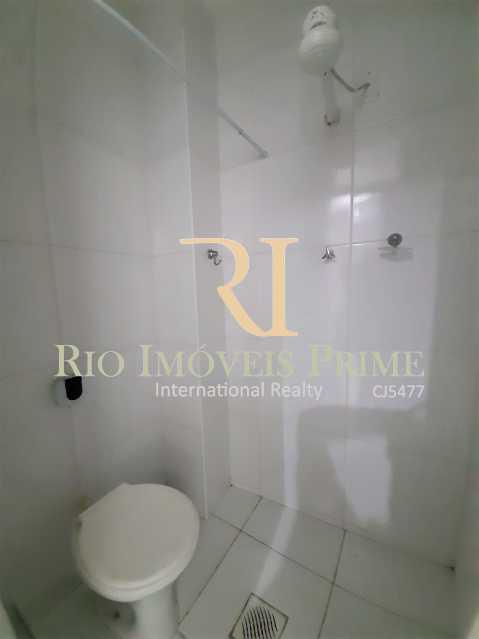 BANHEIRO DE SERVIÇO - Apartamento 2 quartos à venda Tijuca, Rio de Janeiro - R$ 490.000 - RPAP20150 - 16