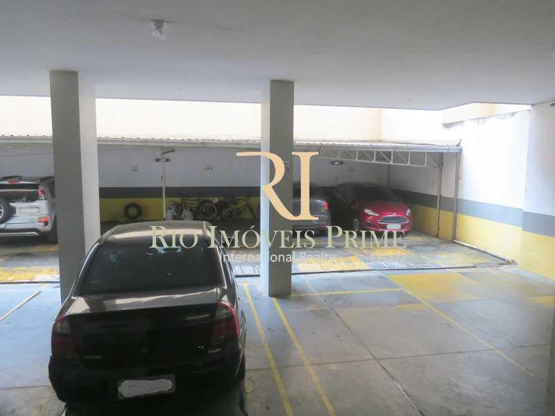GARAGEM - Apartamento 2 quartos à venda Tijuca, Rio de Janeiro - R$ 490.000 - RPAP20150 - 19