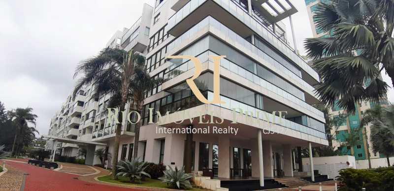FACHADA - Flat 2 quartos à venda Barra da Tijuca, Rio de Janeiro - R$ 2.110.000 - RPFL20032 - 22