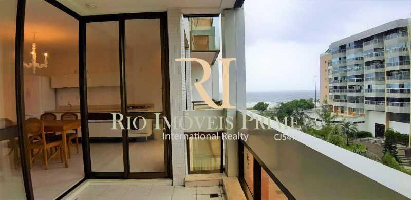 VISTA VARANDA - Flat 2 quartos à venda Barra da Tijuca, Rio de Janeiro - R$ 2.110.000 - RPFL20032 - 1
