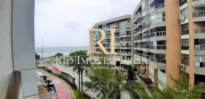 VISTA VARANDA SUÍTE CASAL - Flat 2 quartos à venda Barra da Tijuca, Rio de Janeiro - R$ 2.110.000 - RPFL20032 - 5