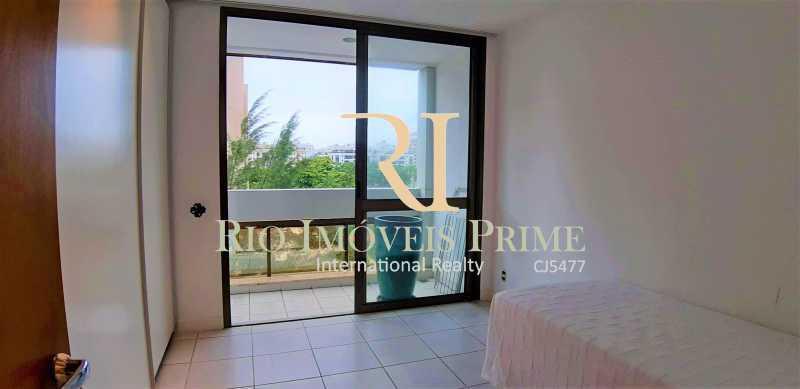 SUÍTE SOLTEIRO - Flat 2 quartos à venda Barra da Tijuca, Rio de Janeiro - R$ 2.110.000 - RPFL20032 - 7