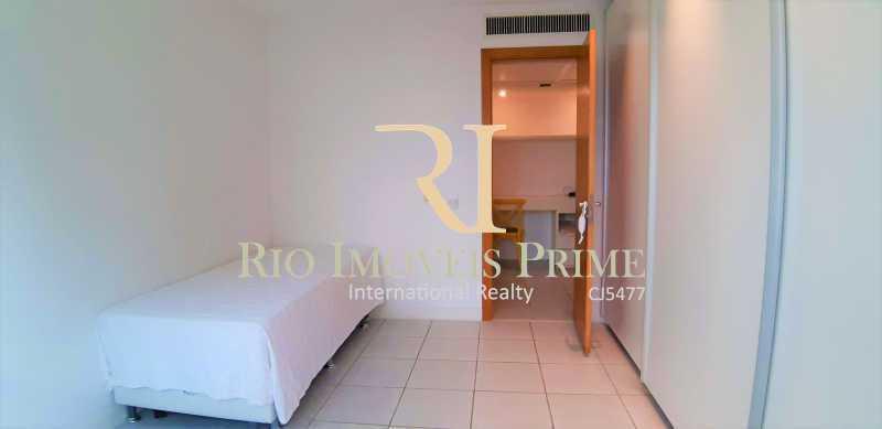 SUÍTE SOLTEIRO - Flat 2 quartos à venda Barra da Tijuca, Rio de Janeiro - R$ 2.110.000 - RPFL20032 - 8