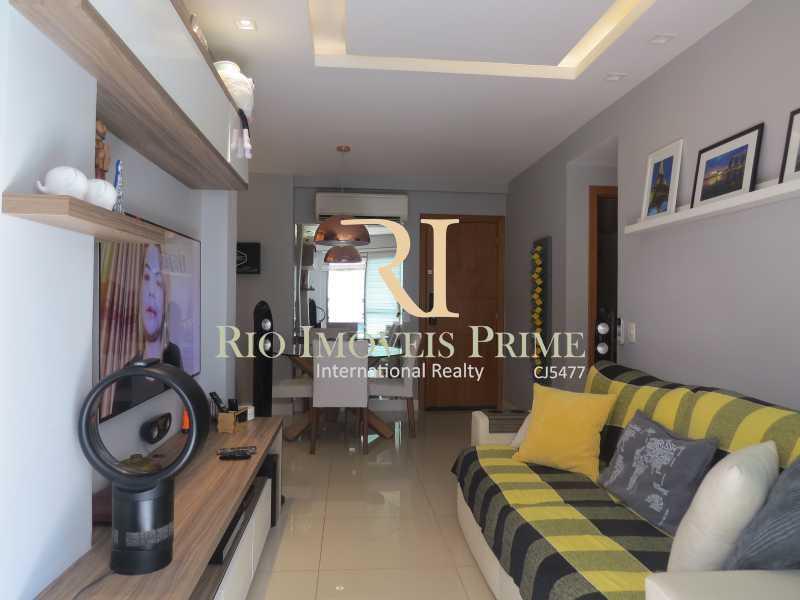 2 SALA - Apartamento À Venda - Tijuca - Rio de Janeiro - RJ - RPAP30098 - 3