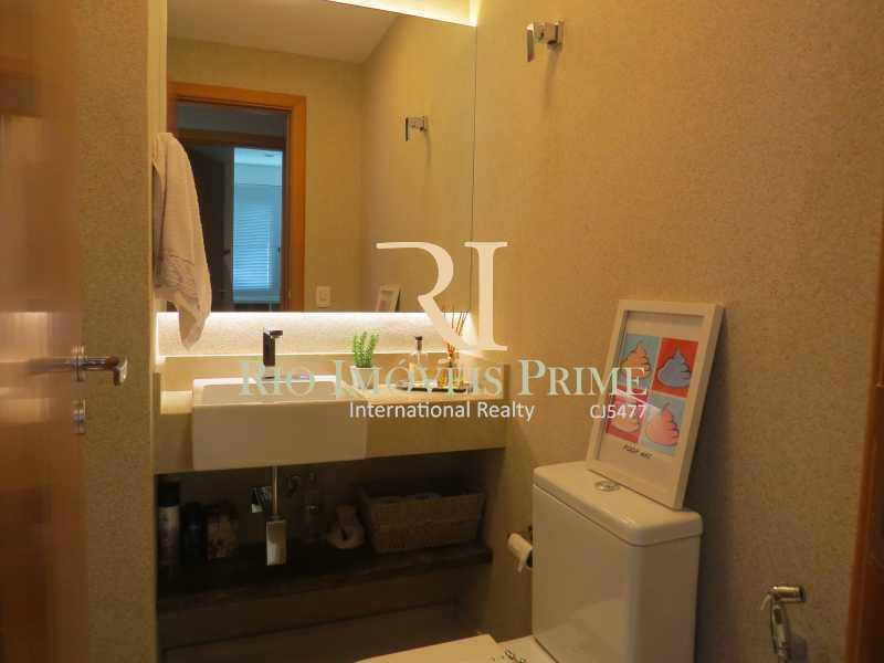 3 LAVABO - Apartamento À Venda - Tijuca - Rio de Janeiro - RJ - RPAP30098 - 4