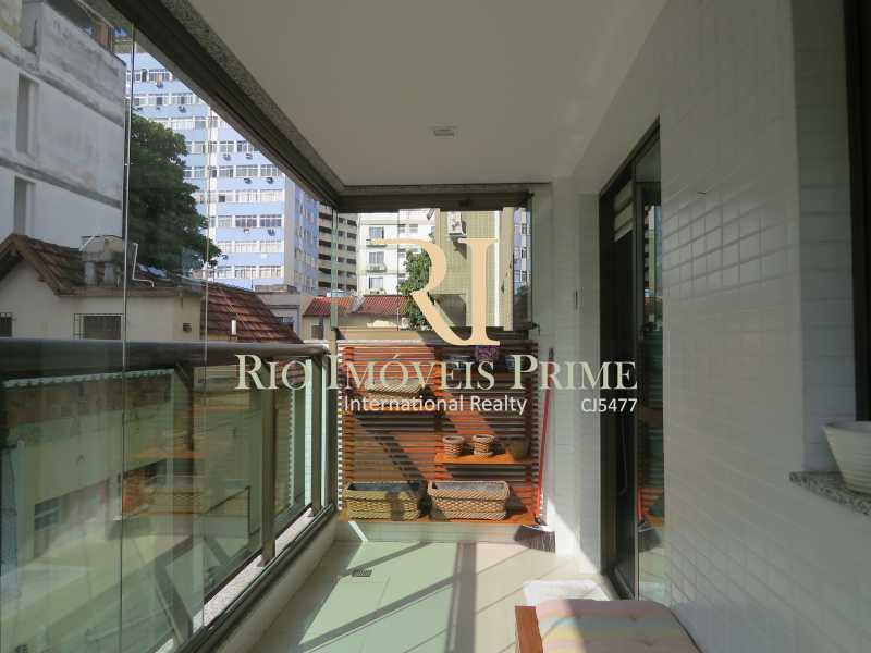 4 VARANDA - Apartamento À Venda - Tijuca - Rio de Janeiro - RJ - RPAP30098 - 5