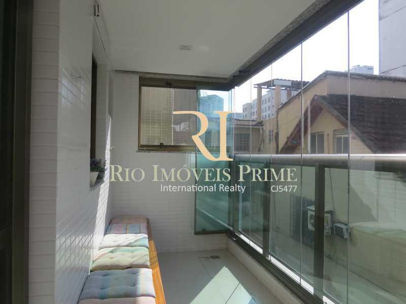 5 VARANDA - Apartamento À Venda - Tijuca - Rio de Janeiro - RJ - RPAP30098 - 6