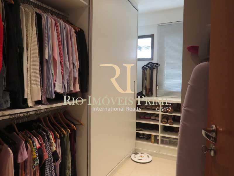 10 CLOSET - Apartamento À Venda - Tijuca - Rio de Janeiro - RJ - RPAP30098 - 11