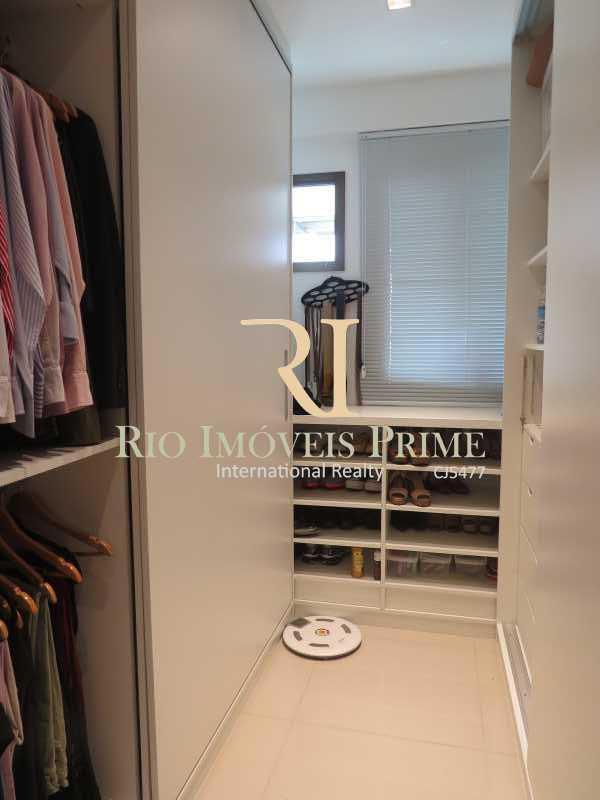 11 CLOSET - Apartamento À Venda - Tijuca - Rio de Janeiro - RJ - RPAP30098 - 12