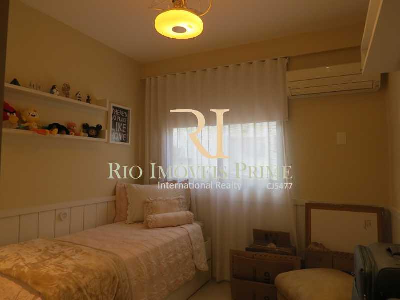 12 QUARTO - Apartamento À Venda - Tijuca - Rio de Janeiro - RJ - RPAP30098 - 13