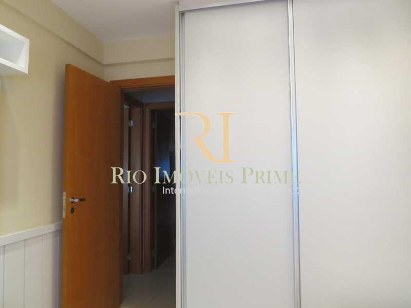 13 QUARTO - Apartamento À Venda - Tijuca - Rio de Janeiro - RJ - RPAP30098 - 14