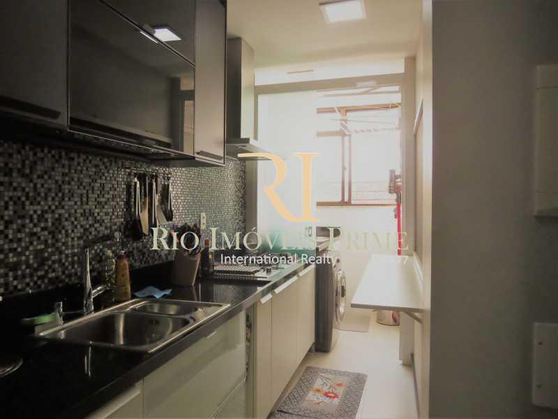 16 COZINHA - Apartamento À Venda - Tijuca - Rio de Janeiro - RJ - RPAP30098 - 17