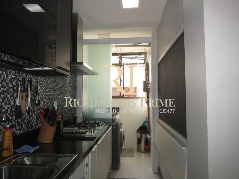18 COZINHA - Apartamento À Venda - Tijuca - Rio de Janeiro - RJ - RPAP30098 - 19