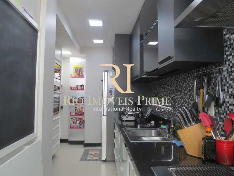 19 COZINHA - Apartamento À Venda - Tijuca - Rio de Janeiro - RJ - RPAP30098 - 20