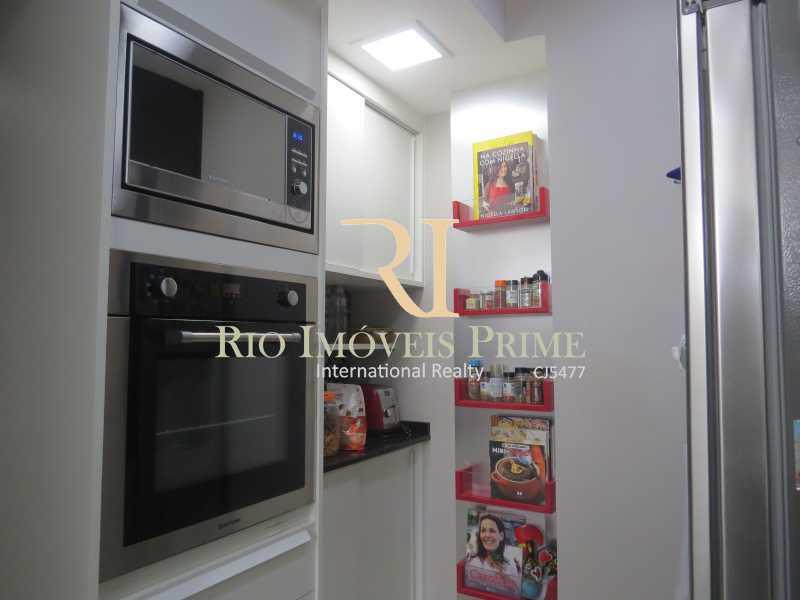 20 COZINHA - Apartamento À Venda - Tijuca - Rio de Janeiro - RJ - RPAP30098 - 21