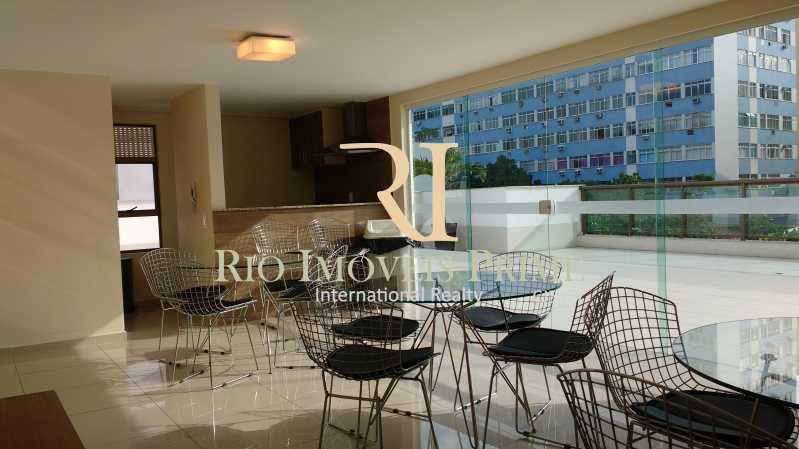 SALÃO DE FESTAS - Apartamento À Venda - Tijuca - Rio de Janeiro - RJ - RPAP30098 - 25