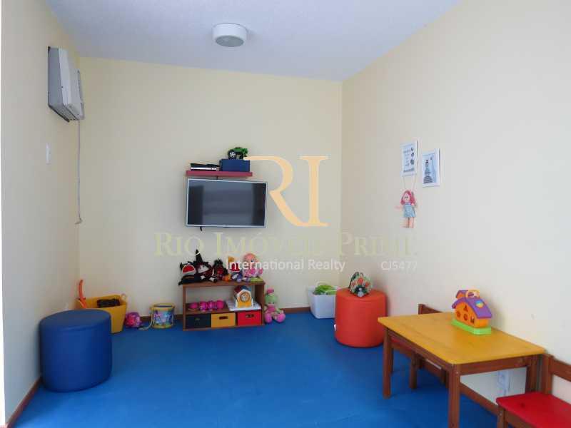 BRINQUEDOTECA - Apartamento À Venda - Tijuca - Rio de Janeiro - RJ - RPAP30098 - 28