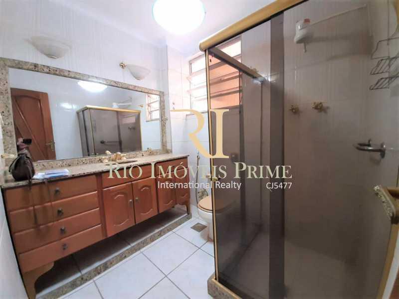 BANHEIRO SOCIAL - Apartamento para alugar Rua São Francisco Xavier,Tijuca, Rio de Janeiro - R$ 1.500 - RPAP20154 - 11